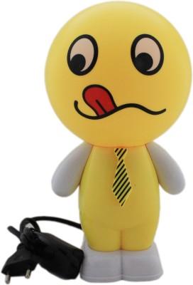 Tootpado Smiley Cartoon LED Desk - 1m190 - Table , Light,(Size: 12x12x24 cm) Night Lamp