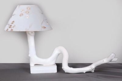 Malji's Driftwood Art wooden creeper Table Lamp