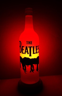 Kavi The Poetry-Art Project Beatles Night Lamp