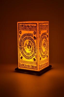 Shady Ideas Warli Table Lamp