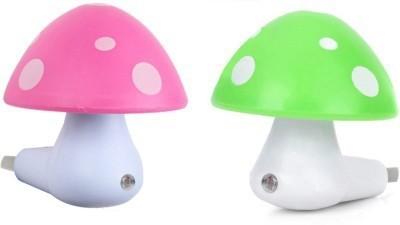 Best Deal Automatic Night Fall Sensor Mushroom Night Lamp