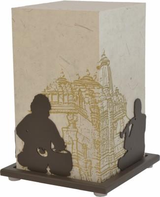 Shady Ideas Indian Raga Table Lamp