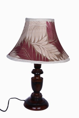 Flashh Wooden 29 Table Lamp