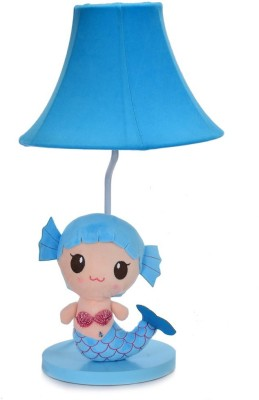 Scrafts Soft Toy ChildrenS Mermaid Blue Medium Table Lamp