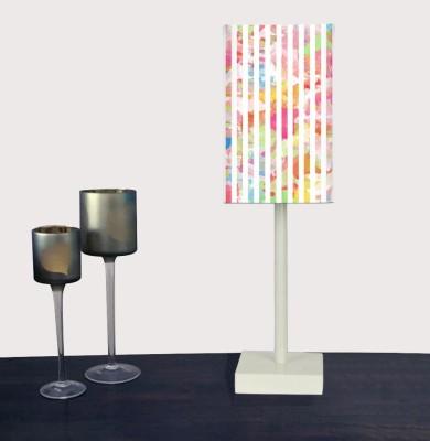 Nutcase Watercolor Lines Table Lamp