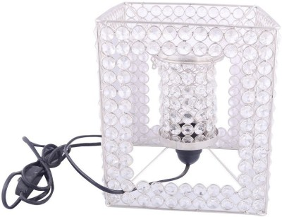 Sheela's Arts&Crafts Crystal Lamp Table Lamp