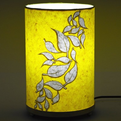 Craftter Flying Leaves Round Table Lamp