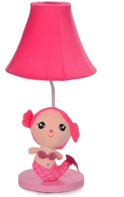 Scrafts Soft Toy Children,S Mermaid Pink Medium Table Lamp