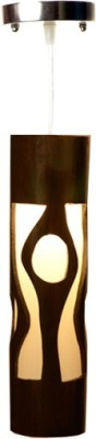 Art World Lava Brown Night Lamp
