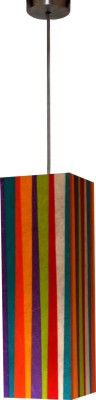 Shady Ideas Simply Stripes Suspension Night Lamp