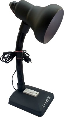 Wemex S.Matte Black Table Lamp