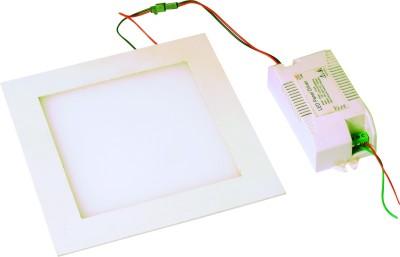 Renota Led Lightings Panel Light 12w Square Shape With White Frame Night Lamp