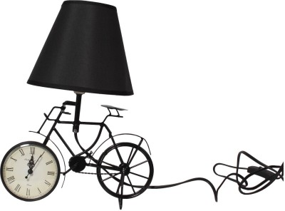 The Craz Me Lighten Up Your Time Vintage Cycle Table Lamp