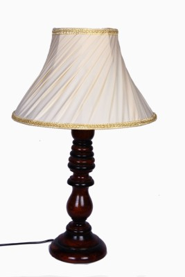 Flashh Wooden 16 Table Lamp