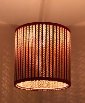 Sylvn Studio Sylvn Tambour Pendant Night Lamp