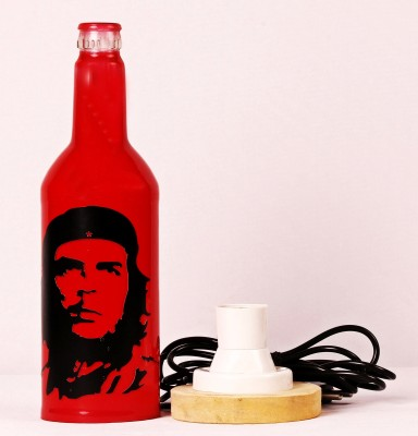 Kavi The Poetry Art Project Che Guevara Night Table Lamp