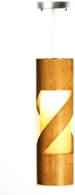 Art World Spiral Natutral Night Lamp