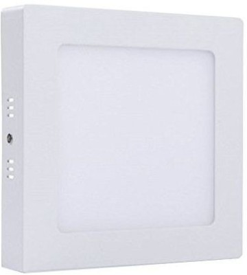 Glitz Led Surface Panel Square Style Cool white 6500k, with driver (18.00 Watts) Night Lamp