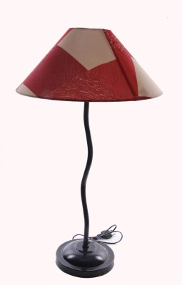 Flashh curved 8 Table Lamp