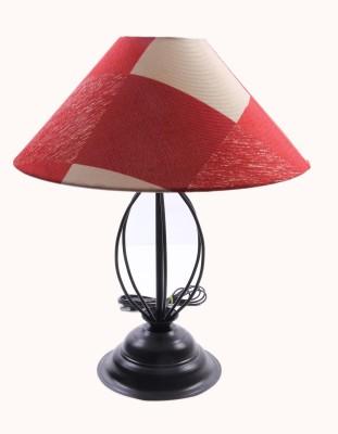 Flashh Strings Black 3 Table Lamp