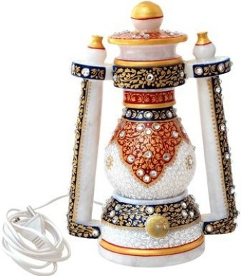 Handicrafts Paradise Lantern Kuppi Work Table Lamp