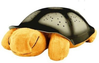 EShop Turtle Shape Night Star Projector Table Lamp