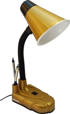 Wemex Champagne Gold Table Lamp