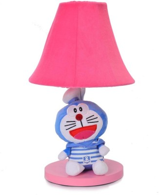 Scrafts Soft Toy ChildrenS Cat Pink Small Table Lamp