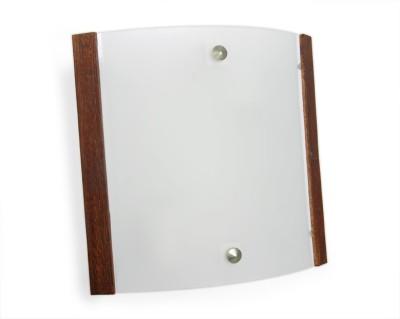 Fos Lighting Modern Wooden Accent Night Lamp