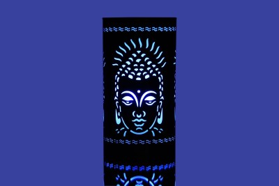 Basement Bazaar Enlighted Buddha Table Lamp
