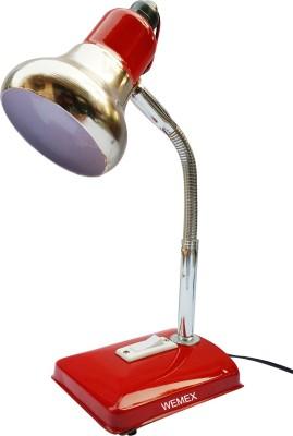 Wemex Wemex Metal King Series Flaming Red Night Lamp