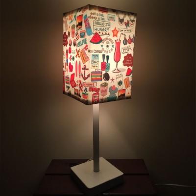 Nutcase Teen Kids Room Lamp Table Lamp