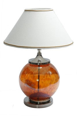BRANCLEY Glass Lamp Table Lamp