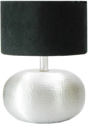 Mythoughts Aluminium Flat Matka Table Lamp