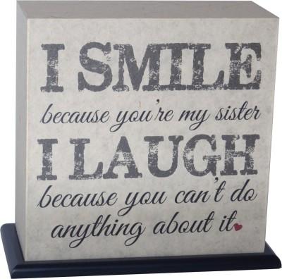 Shady Ideas Smile Sister Table Lamp