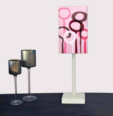 Nutcase Pink Eight Table Lamp