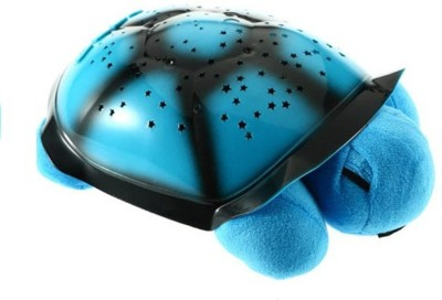 Inventure Retail Turtle Night Sky Star Projector Night Night Lamp