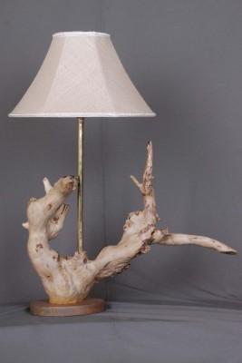 majis driftwood art driftwood art Table Lamp
