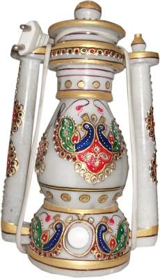 krishna art marble lalten Night Lamp