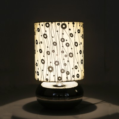 Craftter Net of Flowers Decorative Table Lamp