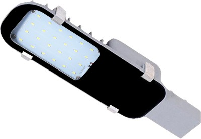 Noble 12w LED Street Light On 220v Ac Ip65 , Cool White Color With 24 LEDs 5630 Night Lamp