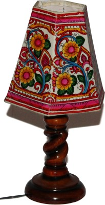 Nayahub Flower Hexagonal Table Lamp