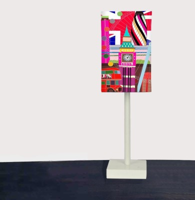 Love To Travel Table Lamp