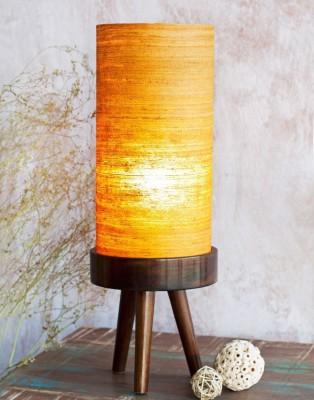 Orange Tree Astor Mustard Table Lamp