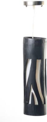 Art World Zebra Black Night Lamp