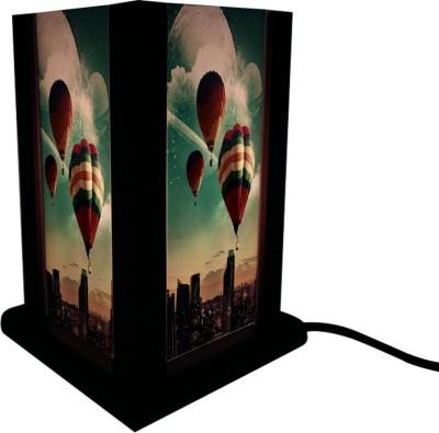 Huppme Gifts Hot Air Balloon Table Lamp Table Lamp