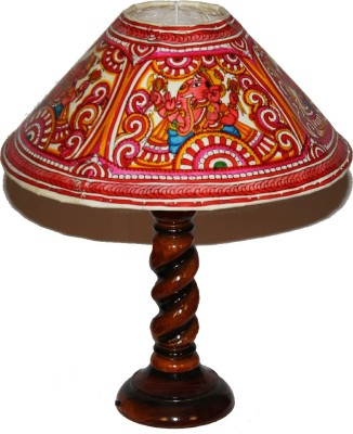 Nayahub Ganesha Round Table Lamp