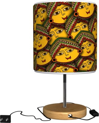 Kolorobia Ethnic Madhubani Table Lamp