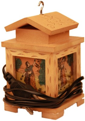 Fabulous Crafts Decorative Wooden Night Lamp