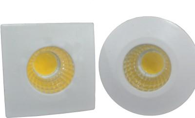 Voltech Engineerings 3w-cob-wh-1 Night Lamp